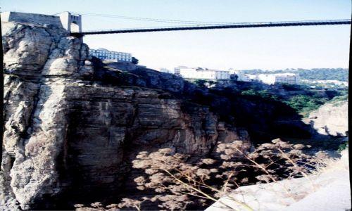 Zdjęcie ALGIERIA / wschodnia Algieria / Constantine / Constantine - most