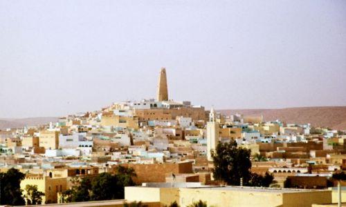 Zdjęcie ALGIERIA / południe- MZab / Tlemcen / MZab- Ghardaia