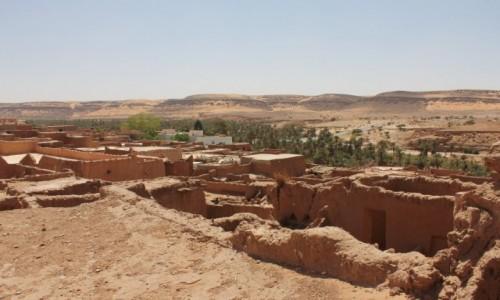 Zdjecie ALGIERIA / sahara zachodnia / sahara / krajobraz pustyni