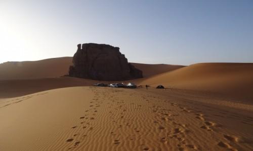 Zdjęcie ALGIERIA / Sahara / Tadrart / 9 dni w 7 niebie: Muzyczna podróż z Tuaregami