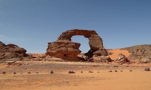 Zdjecie ALGIERIA / S / Tadrart / 9 dni w 7 niebie: Oto Afryka