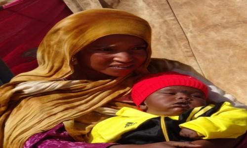 ALGIERIA / Sahara / Tadrart / 9 dni w 7 niebie: W obozie nomadów
