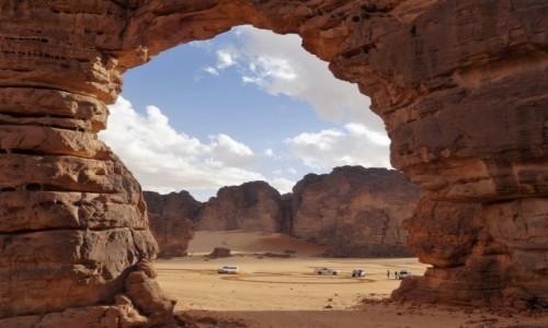 Zdjęcie ALGIERIA / Sahara / Tikoubene  / 9 dni w 7 niebie: Miejsce Miecza