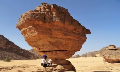 Zdjecie ALGIERIA / Sahara / Tikoubene / 9 dni w 7 niebie: Tikoubene