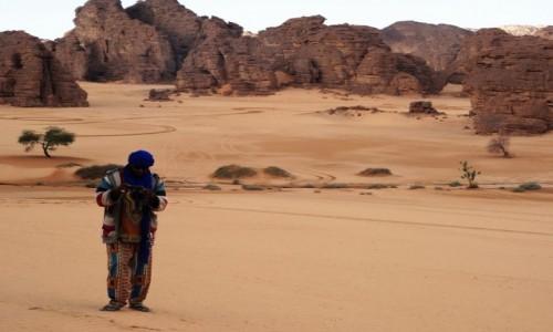 Zdjecie ALGIERIA / Sahara / Tadrart / 9 dni w 7 niebie: Jak wyszło?