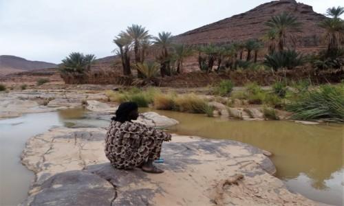 ALGIERIA / Sahara / Tadrart / 9 dni w 7 niebie: Chwila zadumy