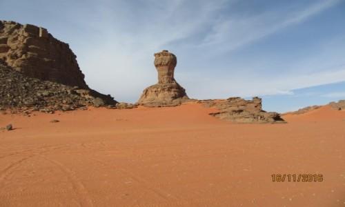 Zdjęcie ALGIERIA / Algieria / Algieria / Sahara