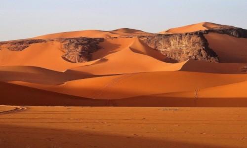 ALGIERIA / Sahara / Tin Merzouga / To także Algieria ;))