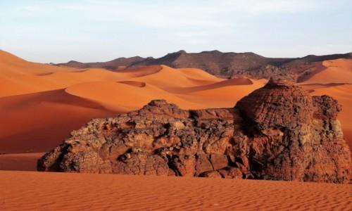 Zdjecie ALGIERIA / Sahara / Tadrart / 9  dni w  siódmym niebie -