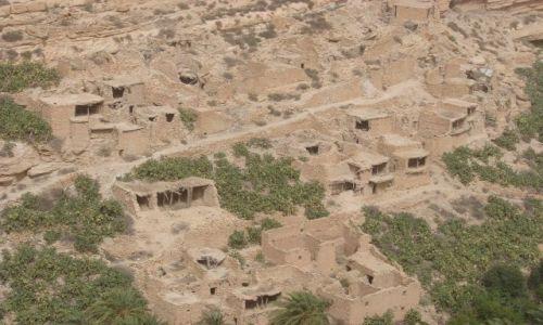 Zdjęcie ALGIERIA / Góry Atlasu / Atlas Wysoki / Tarasy Ghoufiego