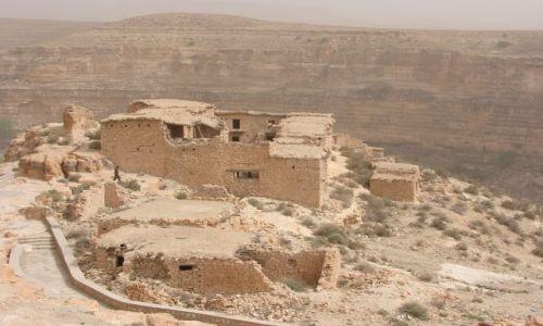 ALGIERIA / góry Atlasu / góry Atlasu / tarasy Ghoufiego
