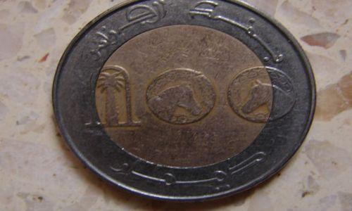 Zdjecie ALGIERIA / Algieria / Algieria / 100 dinarów