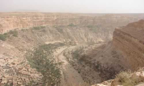 Zdjęcie ALGIERIA / Góry Atlasu / Tarasy Ghoufiego / Algieria