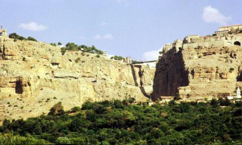 Zdjecie ALGIERIA / wschód, / konstantyna / Constantine
