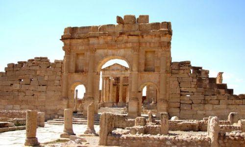 Zdjęcie ALGIERIA / brak / Algieria / Ruinki
