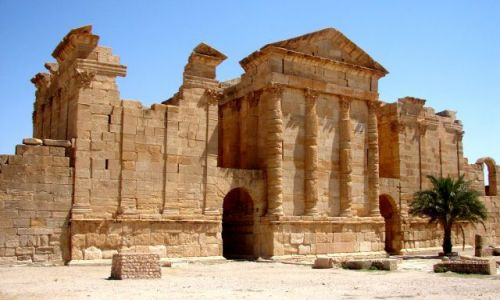 Zdjecie ALGIERIA / brak / Algieria / Ruinki part2