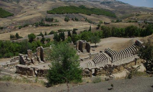 ALGIERIA / - / Djemila / Amfiteatr