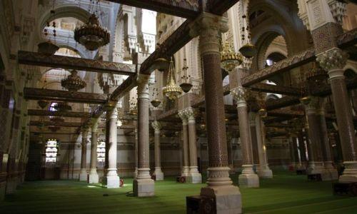 ALGIERIA / - / Konstantyna / W meczecie