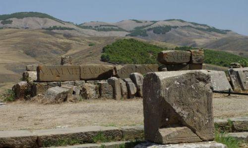 ALGIERIA / - / Djemila / Ruiny