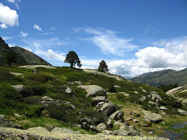 Zdjęcia: przełęcz de Juclar, Pireneje, przełęcz de Juclar, ANDORA