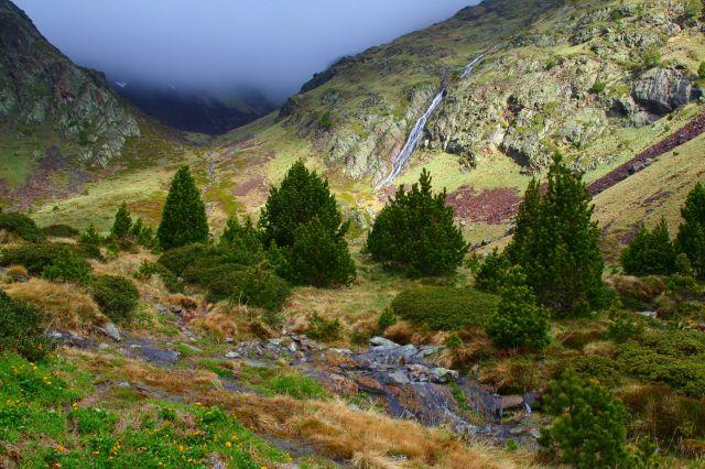 Zdjęcia: Pireneje, Pireneje, Dolina Coma de Pedrosa, ANDORA