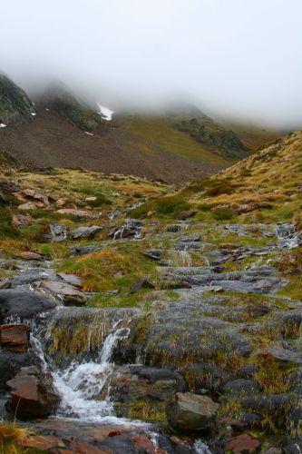 Zdjęcia: Pireneje, Pireneje, Szlak  Coma de Pedrosa, ANDORA