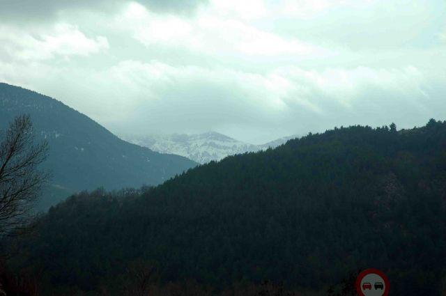 Zdjęcia: w drodze do la valetta, przez Pireneje 1, ANDORA