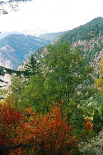 Zdjęcia: W kierunku granic Andory, Hiszpanii i Francji, Na pirenejskim szlaku w Andorze, ANDORA