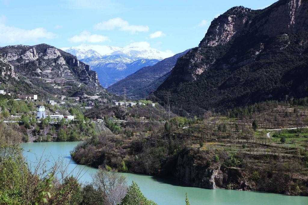 Zdjęcia: Pogranicze, Pireneje, Widok na miasto, ANDORA