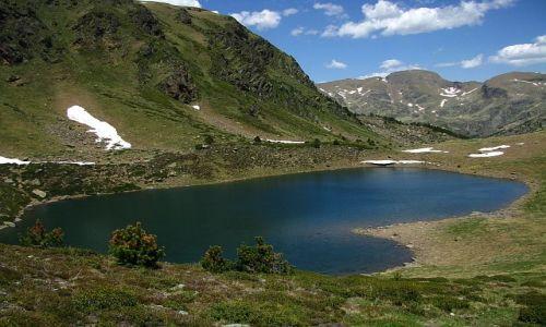 Zdjęcie ANDORA / Soldeu / stawy Siscaro / Pireneje