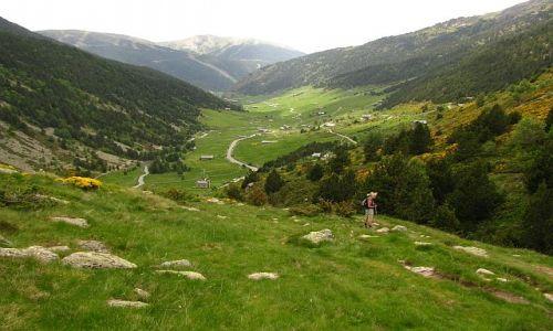 Zdjecie ANDORA / Pireneje / okolice Soldeu / dolina d'Incles