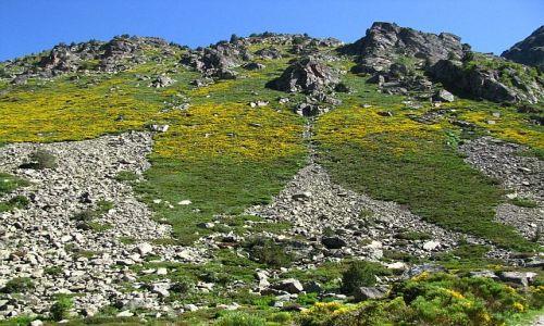 Zdjecie ANDORA / Pireneje / dolina d'Incles / w drodze na przełęcz Collada de Juclar