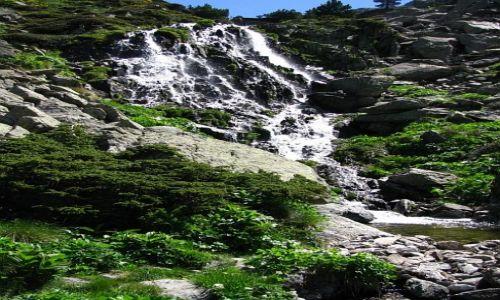 ANDORA / Pireneje / dolina de Juclar / w drodze na przełęcz Collada de Juclar