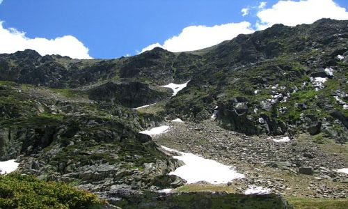 Zdjęcie ANDORA / Pireneje / przełęcz de Juclar / przełęcz de Juclar