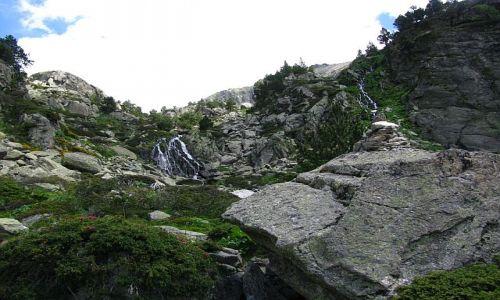Zdjęcie ANDORA / Pireneje / dolina de Juclar / dolina de Juclar