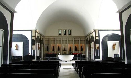 Zdjęcie ANDORA / Canillo / Meritxell / sanktuarium Matki Bożej z Meritxell