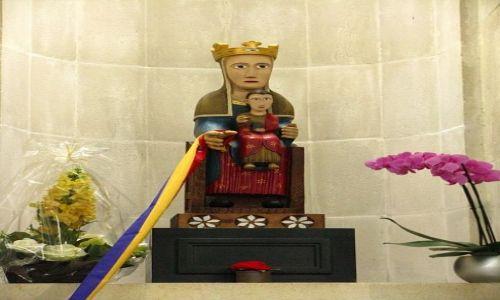 Zdjęcie ANDORA / Canillo / Meritxell / cudowna figura Matki Bożej z Meritxell