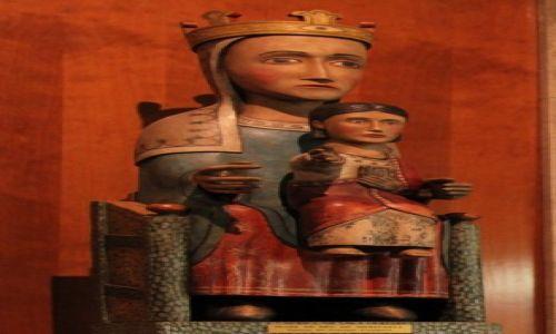 Zdjęcie ANDORA / Andora / Kościół pw. św. Stefana / Madonna z dzieciątkiem