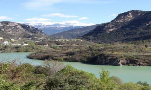 Zdjęcie ANDORA / Pireneje / Pogranicze / Wjeżdżając do Andory