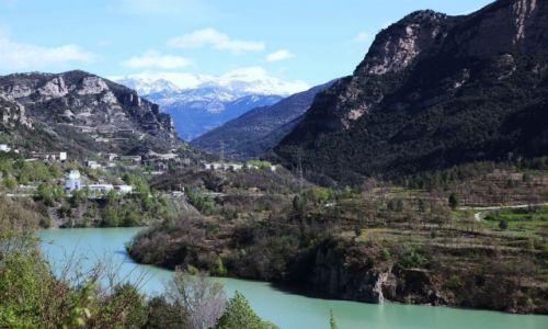 Zdjecie ANDORA / Pireneje / Pogranicze / Widok na miasto