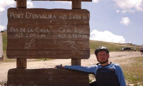 ANDORA / brak / miasto Andora de vella / moje najwyższe rowerowe osiągnięcie