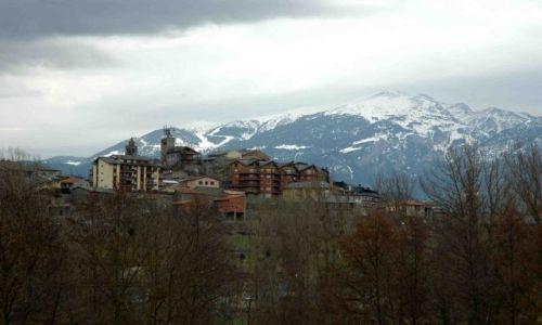 Zdjęcie ANDORA / brak / w drodze do la valetta / przez Pireneje 2