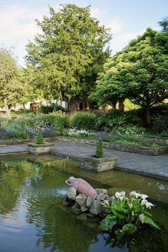 Zdjęcia: Colchester, Essex, Ogród angielski, ANGLIA