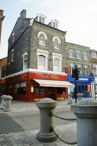 Zdjęcia: Colchester, Essex, Cafe Rouge, ANGLIA