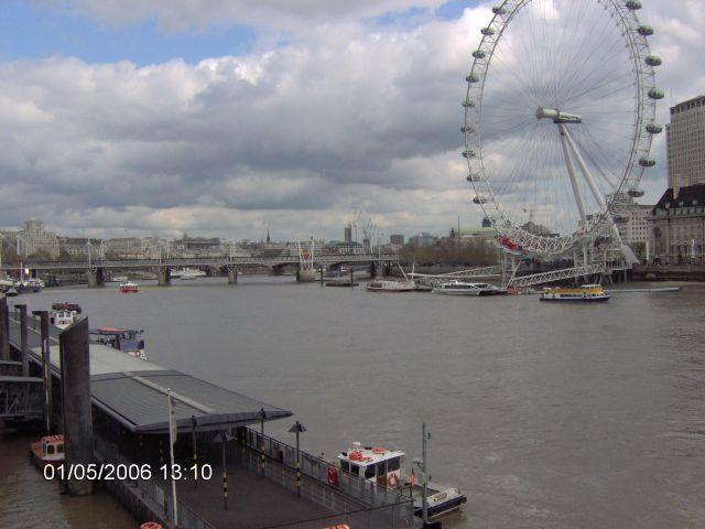 Zdjęcia: LONDYN, Londyn, TAMIZA - LONDYN, ANGLIA