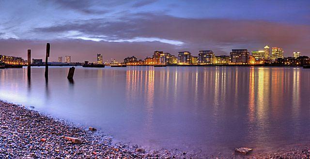 Zdjęcia: Londyn, Greenwich, Thames' view, ANGLIA