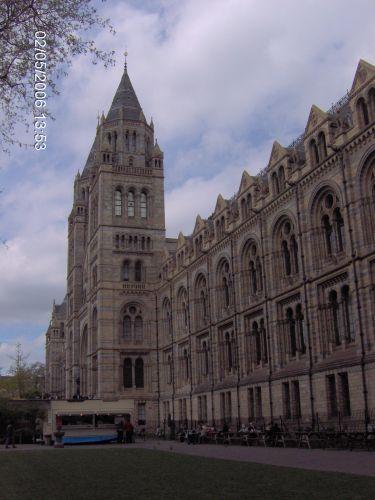 Zdj�cia: LONDYN, Londyn, Muzeum Naturalne Ziemi 2 , ANGLIA