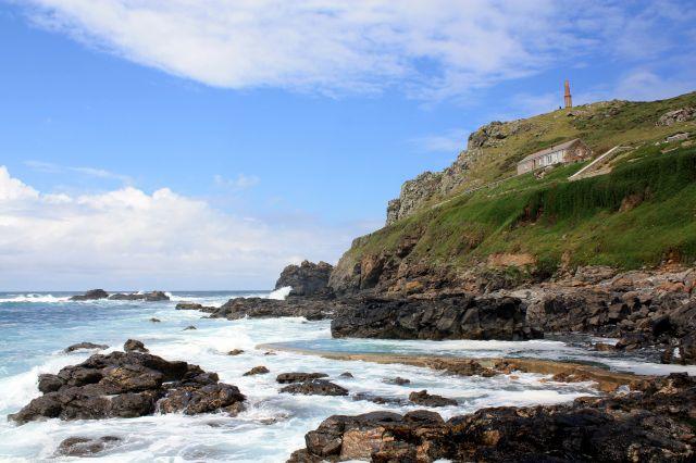 Zdjęcia: Cape Cornwall, Kornwalia, Cape Cornwall, ANGLIA