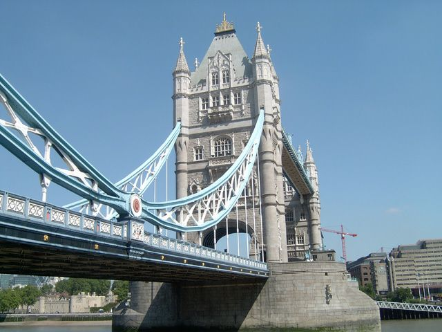 Zdjęcia: Londyn, Tower Bridge, Londyn - Tower Bridge, ANGLIA