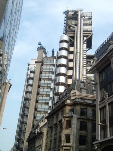 Zdj�cia: Londyn, Leadenhall Street, Londyn - Lloyd's of London, ANGLIA